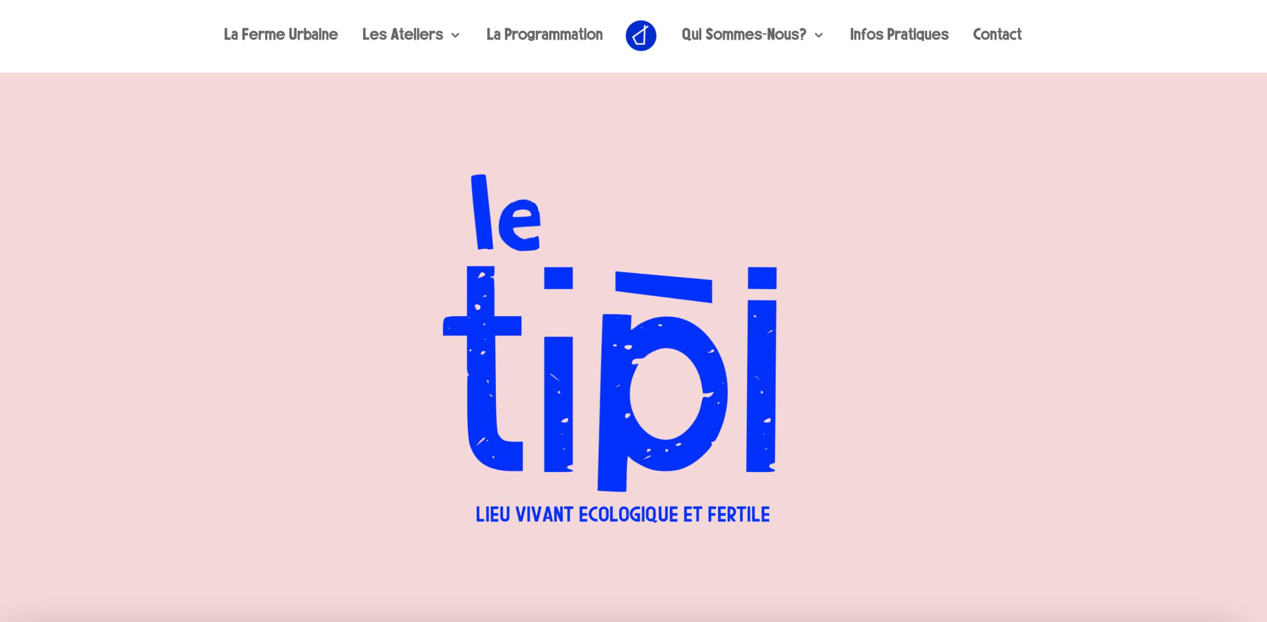 Accueil - Le site du Tipi