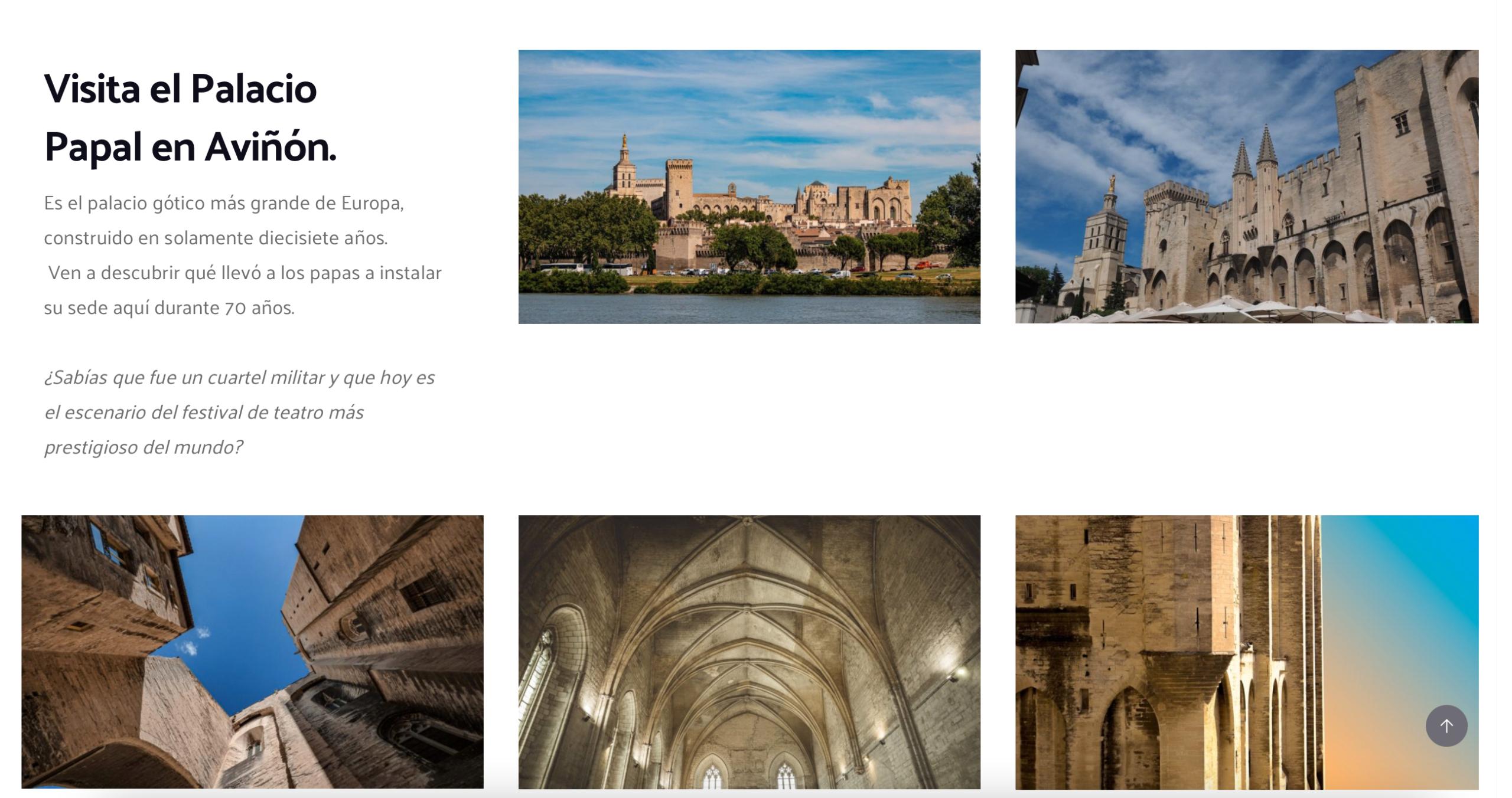 Avignon - Las visitas guiadas de Celeste